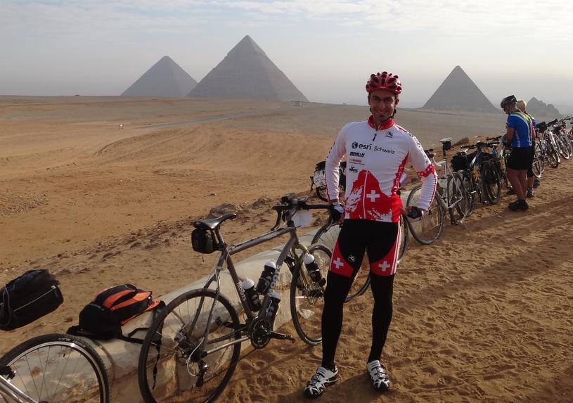 Christian Sailer: Tour d'Afrique