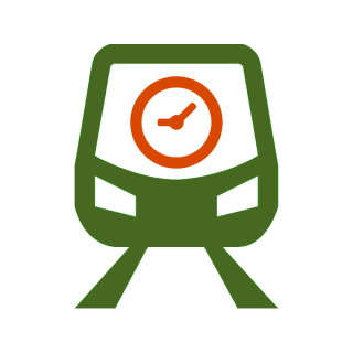 Logo of the TrainDelayBot